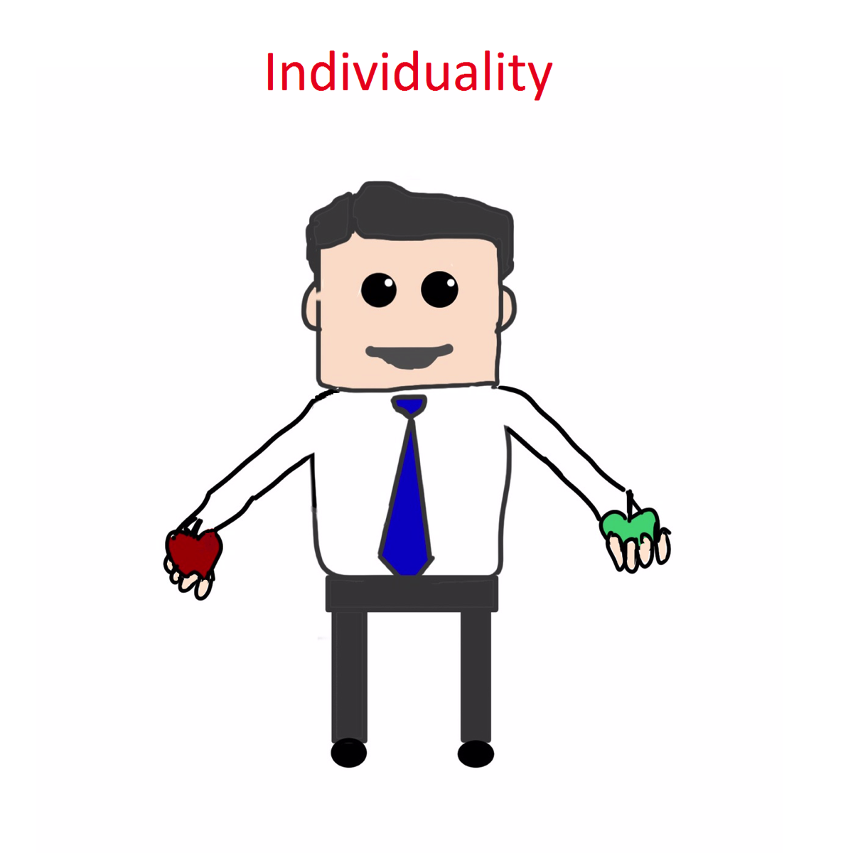 Individuality and personalisation