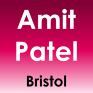 Website logo for a-patel.co.uk